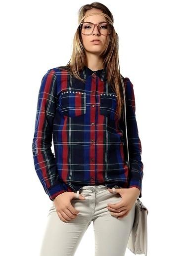 Only Gömlek Renkli